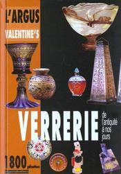 Argus valentine s verrerie - Intérieur - Format classique