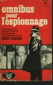 Omnibus Pour L'Espionnage - Couverture - Format classique
