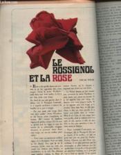 Le Rossignol Et La Rose - Couverture - Format classique