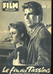 Film Complet N° 617 - Le Feu Des Passions - Couverture - Format classique