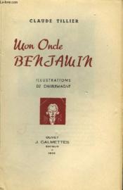 Mon Oncle Benjamin - Couverture - Format classique