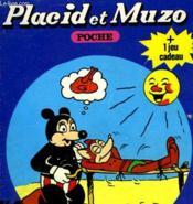 Placie Et Muzo Poche - Couverture - Format classique