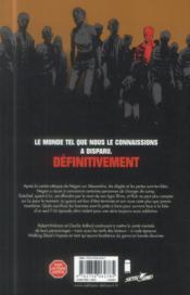 Walking dead T.21 ; guerre totale - 4ème de couverture - Format classique