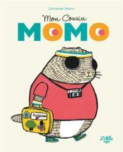 Mon cousin Momo - Couverture - Format classique