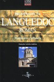 Promenades en languedoc roman - Intérieur - Format classique