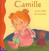 Camille et son drôle de nounours - Intérieur - Format classique