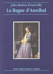 La bague d'Annibal - Intérieur - Format classique