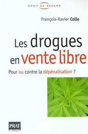 Les drogues en vente libres pour ou contre la depenalisation ? - Intérieur - Format classique