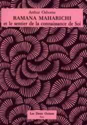 Ramana Maharshi Et Le Sentier De La Connaissance De Soi - Couverture - Format classique