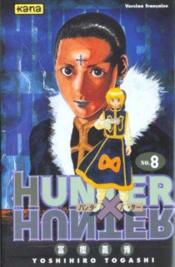 Hunter X Hunter T8 - Couverture - Format classique