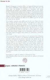 Croiser du fer ; violence et culture de l'épée dans la France moderne, XVIe-XVIIIe siècle - 4ème de couverture - Format classique