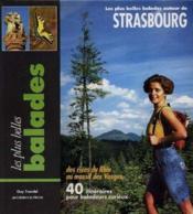Balades autour de strasbourg - Couverture - Format classique
