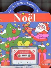 Les Plus Belles Chansons De Noel - Couverture - Format classique