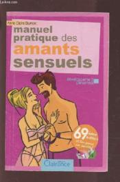 Manuel pratique des amants sensuels - Couverture - Format classique