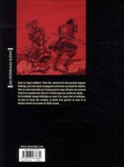 Le vent des dieux ; intégrale cycle 1 ; t.1 à t.5 - 4ème de couverture - Format classique