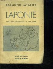 Laponie. - Couverture - Format classique