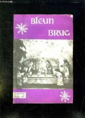 Bleun Brug N° 184 Novembre Decembre 1970. Texte Francais Breton. Sommaire: Le Coup De Fouet, Notre Societe Bretonne Est Bilingue, Pour La Protection De L Environnement... - Couverture - Format classique