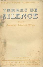 Terres De Silence - Couverture - Format classique