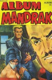 Album Mandrake N° 47 - N° 407 Et 408 - Couverture - Format classique