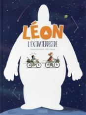 Léon l'extraterrestre - Couverture - Format classique