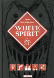 White spirit - Couverture - Format classique