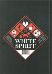 White spirit - 4ème de couverture - Format classique