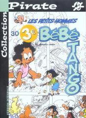 Les Petits Hommes Pirate T.30 ; Bebe Tango - Intérieur - Format classique