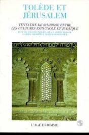 Tolede Et Jerusalem - Couverture - Format classique