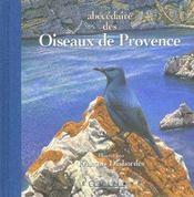 Abécédaire des oiseaux de provence - Intérieur - Format classique