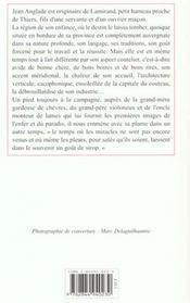 Pain De Lamirand - 4ème de couverture - Format classique