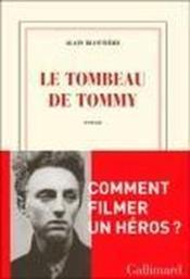 Le tombeau de Tommy - Couverture - Format classique