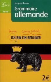 telecharger Grammaire allemande livre PDF/ePUB en ligne gratuit