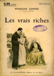 Les Vrais Riches. Collection : Select Collection N° 206 - Couverture - Format classique