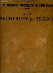 Les Aventures Prodigieuses du Petit Bossu. A la Recherche du Trésor. - Couverture - Format classique