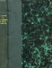 Les Carnets Du Major W. Marmaduke Thompson. Decouverte De La France Et Des Francais. - Couverture - Format classique