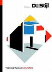 De stijl (world of art) /anglais - Couverture - Format classique