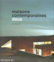 Maisons Contemporaines 2 - Intérieur - Format classique