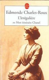 L'irrégulière - Intérieur - Format classique
