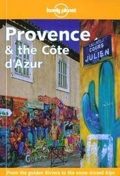 Provence And The Cote D'Azur ; 2e Edition - Intérieur - Format classique