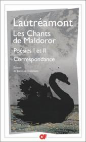 Les chants de Maldoror ; poésies t.1, t.2 ; correspondance - Couverture - Format classique