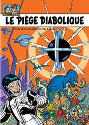 Blake Et Mortimer - Le Piège Diabolique - Couverture - Format classique