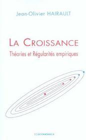 La Croissance - Intérieur - Format classique