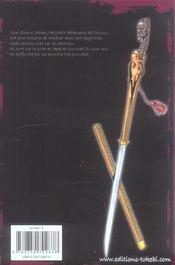 Amiral Yi Sun Shin T.1 - 4ème de couverture - Format classique