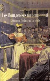Les bourgeoises au pensionnat ; l'éducation féminine au XIX siècle - Intérieur - Format classique