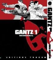 Gantz T.1 - Couverture - Format classique
