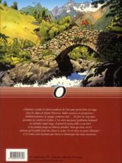 Les secrets du marquis - 4ème de couverture - Format classique