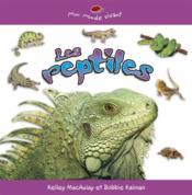 Les Reptiles - Couverture - Format classique