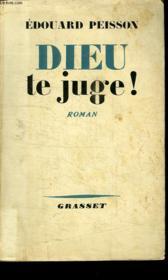 Dieu Le Juge! - Couverture - Format classique