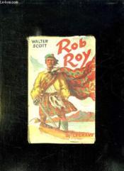 Rob Roy. - Couverture - Format classique
