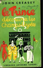 LE PRINCE DECOUVRE LES CHAMPS-ELYSEES N°9. ( The toff goes gay). - Couverture - Format classique